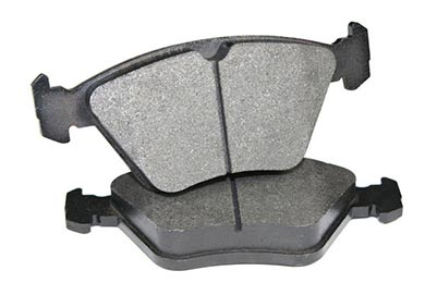 Lincoln MKZ Posi Quiet Semi-Metallic Brake Pads
