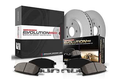 Power Stop Z17 Evolution Brake Kits