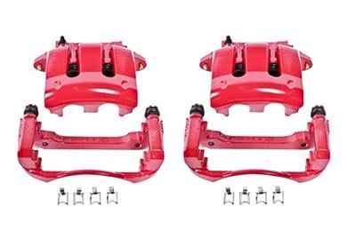 Ford F-350 Power Stop Performance Brake Calipers