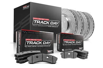 Power Stop Track Day Brake Kit