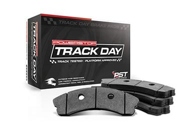 Chrysler 300 Power Stop Track Day Brake Pads