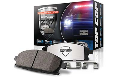 Powerstop Z37 Top Cop Brake Pads