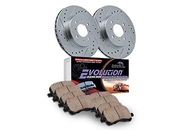 Power Stop Brake Kit