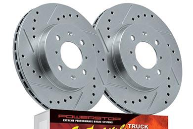 Power Stop Truck & Tow Brake Kit