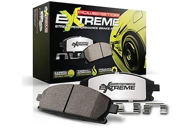 Ford Crown Victoria Power Stop Z26 Extreme Brake Pads