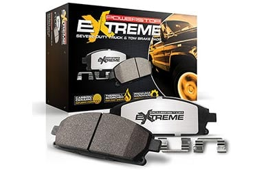 Jeep Cherokee Power Stop Z36 Truck & Tow Brake Pads