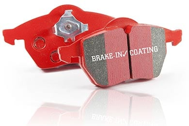 Jaguar XF EBC Red Stuff Brake Pads