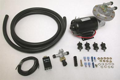 SSBC Electric Vacuum Pump Kit