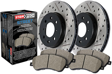Lexus GS 300 StopTech Brake Kits
