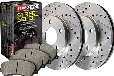 Mazda 6 StopTech Select Sport Brake Kits
