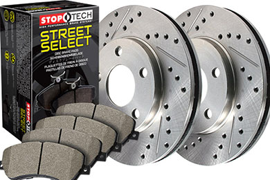 Toyota Tacoma StopTech Select Sport Brake Kits