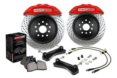 Chevy Silverado StopTech Touring Big Brake Kit
