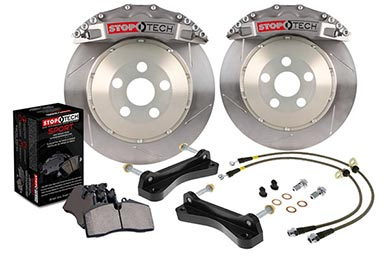 Subaru Impreza StopTech Trophy Sport Big Brake Kit