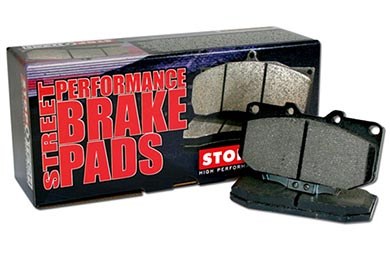 Chevy Corvette StopTech Street Performance Brake Pads