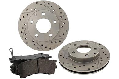 Chevy Malibu TruXP Premium Performance Brake Kit