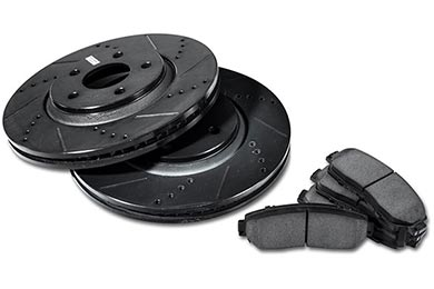 Chevy Silverado TruXP High Performance Brake Kit
