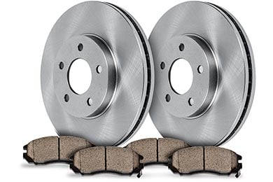 GMC Envoy TruXP Performance Brake Kit