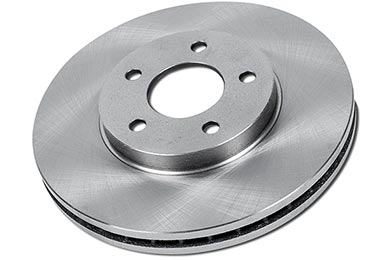 Honda Fit TruXP Performance Brake Rotors