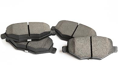 Ford Fiesta TruXP Xtreme Performance Carbon Ceramic Brake Pads