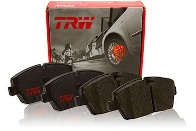 trw premium brake pads