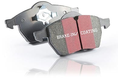 Volkswagen Tiguan EBC Ultimax Brake Pads
