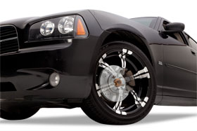 Dodge Charger Power Stop Z23 Evolution Brake Kits