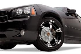 Dodge Charger Power Stop Z23 Evolution Brake Kits