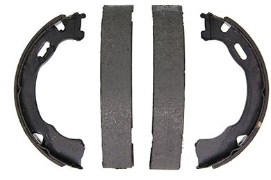 wagner parking brake shoes