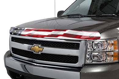 Ford Expedition Stampede Vigilante Premium VP Series Specialty Series Hood Protectors