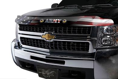 Stampede Vigilante Premium VP Series Armed Forces Hood Protectors