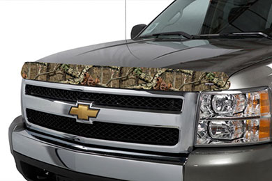 Ford Expedition Stampede Vigilante Premium VP Series Camo Hood Protectors