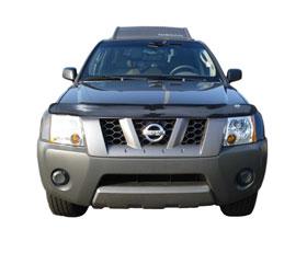 Nissan Xterra AVS Bug Deflectors