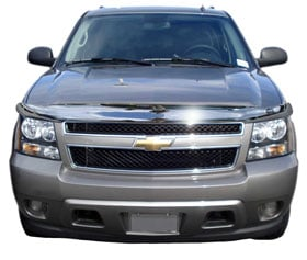 Chevy Tahoe AVS Chrome Bug Deflector