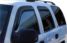 Chevy Tahoe AVS In-Channel Ventvisors