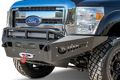 Addictive Desert Designs HoneyBadger Front Bumper