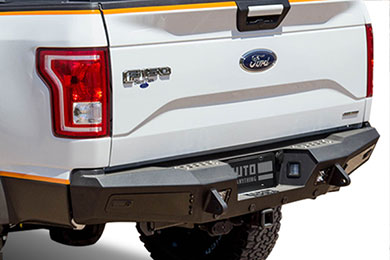 Chevy Silverado Addictive Desert Designs HoneyBadger Rear Bumper
