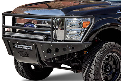 Ford F-350 Addictive Desert Designs Rancher Front Bumper