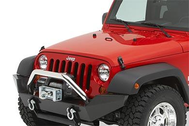 Jeep Wrangler Bestop HighRock 4x4 Front Bumpers