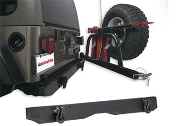 Body Armor Rear Bumpers