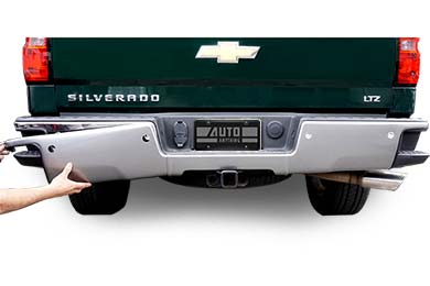 Toyota Tacoma BumperShellz Bumper Covers