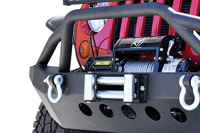 DV8 Front Bumpers