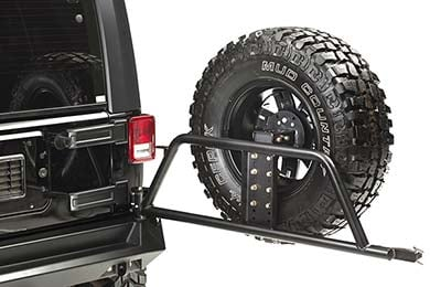 Fab Fours Jeep Tire Carrier