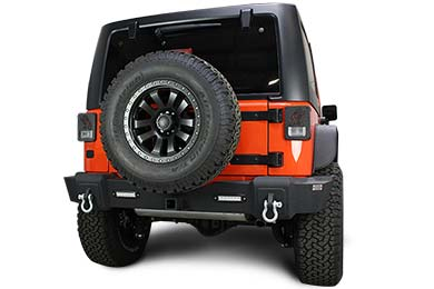 Fishbone Offroad Jeep Rear Bumpers