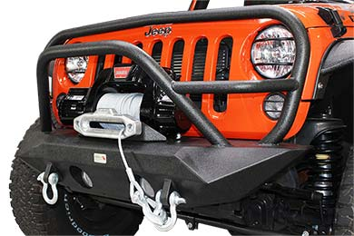 Fishbone Offroad Manowar Front Bumpers