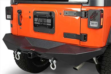 Fishbone Offroad Manowar Rear Bumpers