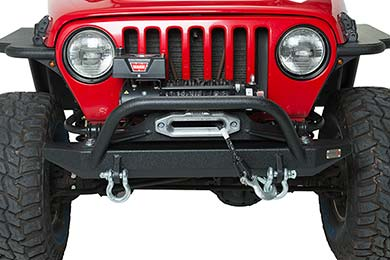 Fishbone Offroad Piranha Front Bumpers