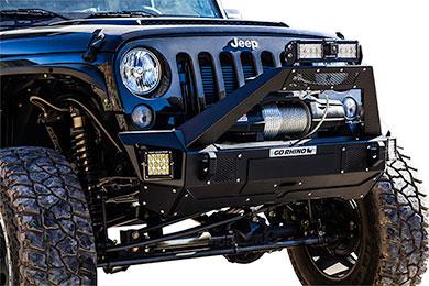 Go Rhino Jeep Front Bumper