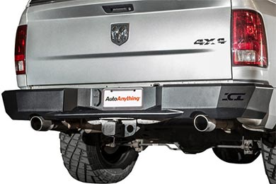 Jeep Wrangler ICI Magnum Rear Bumpers