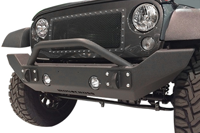 iron cross jeep front bumpers