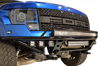 Toyota Tundra N-Fab RDS Radius Front Bumper
